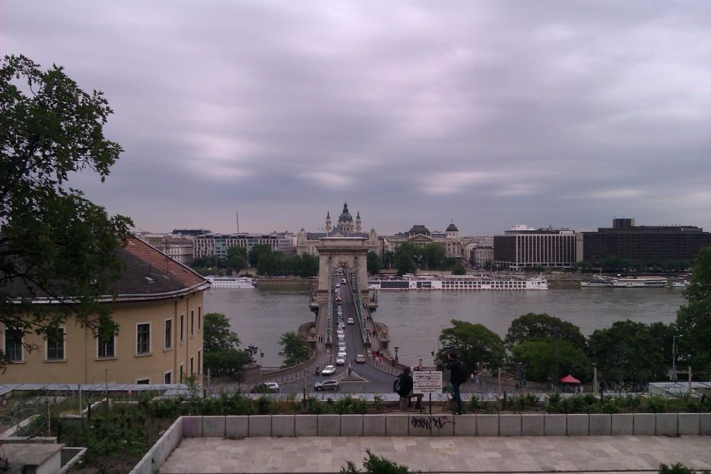 Vista de la ciudad, Budapest, Hungría, 2012