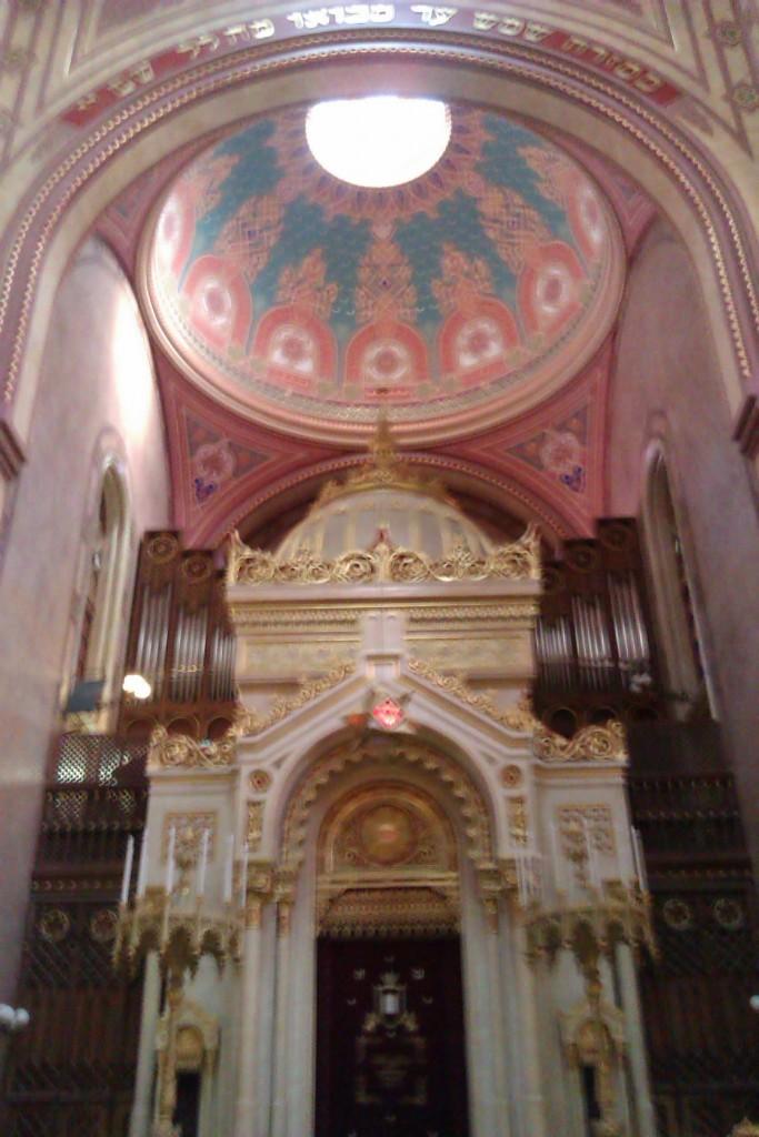 La Sinagoga mas grande de Europa, Budapest, Hungría, 2012
