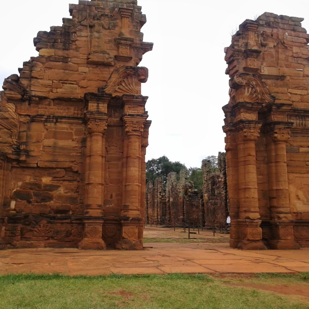 Ruinas de San Ignacio del Mini en Misiones, Argentina | rominitaviajera.com