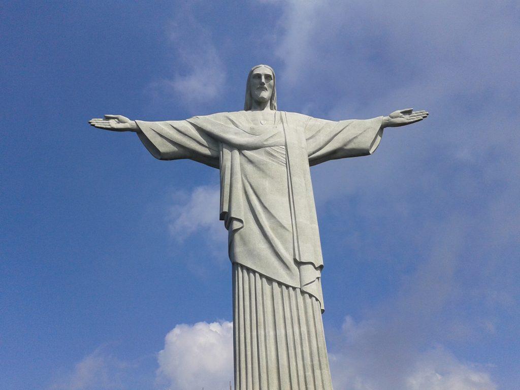 Cristo de Corcovado, Rio de Janeiro, Brasil, 2014