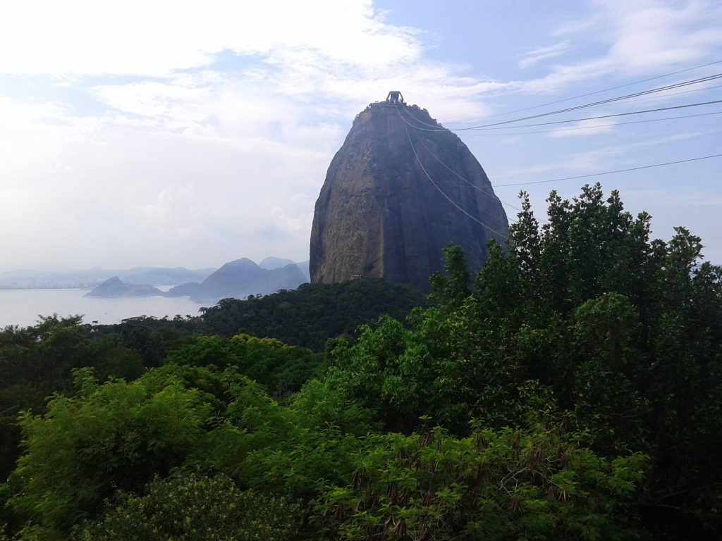 Pan de Azúcar, Rio de Janeiro, Brasil, 2014