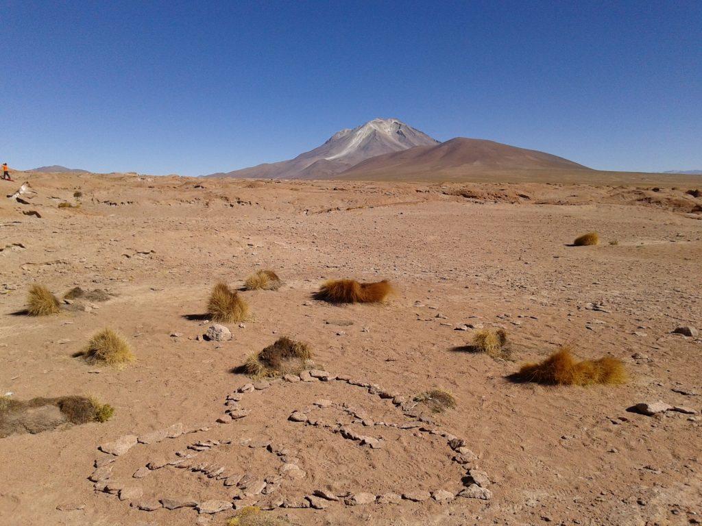 Vistas del Volcán Ollagüe, Bolivia, 2014 | rominitaviajera.com