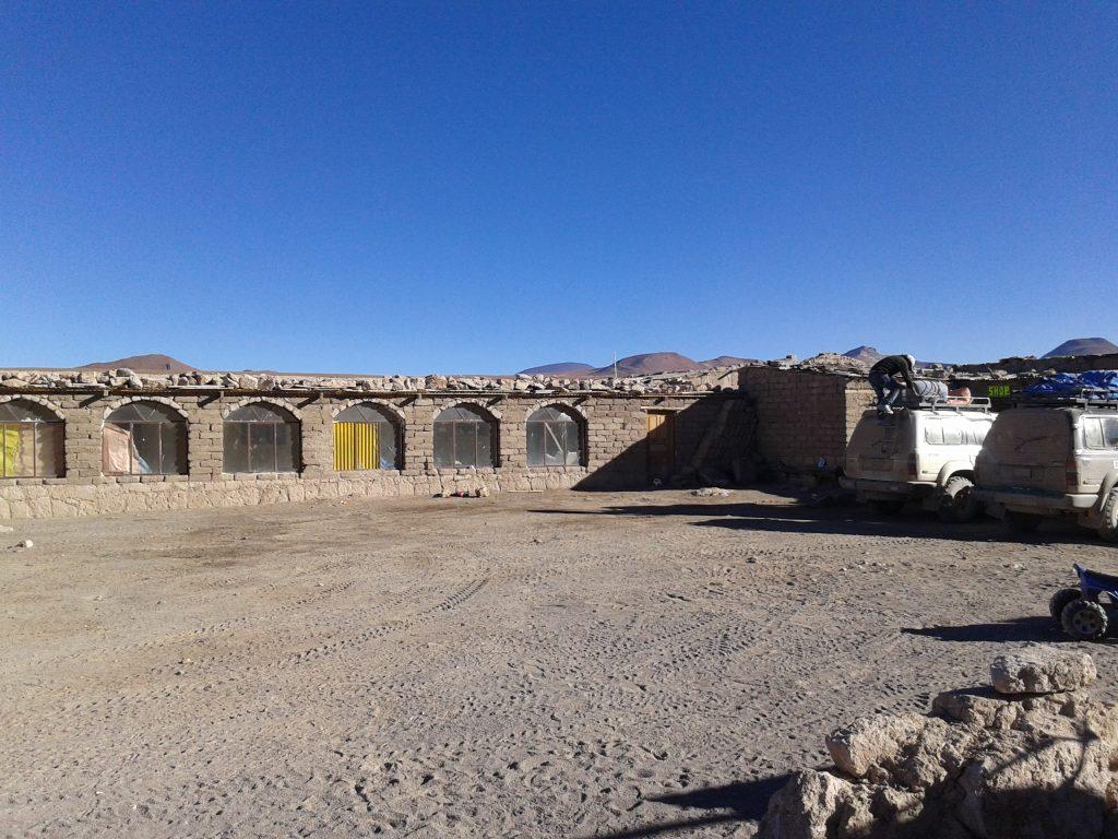 Nuestro Alojamiento en el Salar del Uyuni, Bolivia, 2014 | rominitaviajera.com