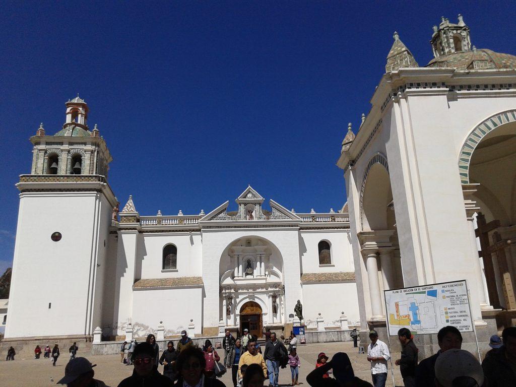 Basílica de Nuestra Señora de Copacabana, Bolivia, 2014