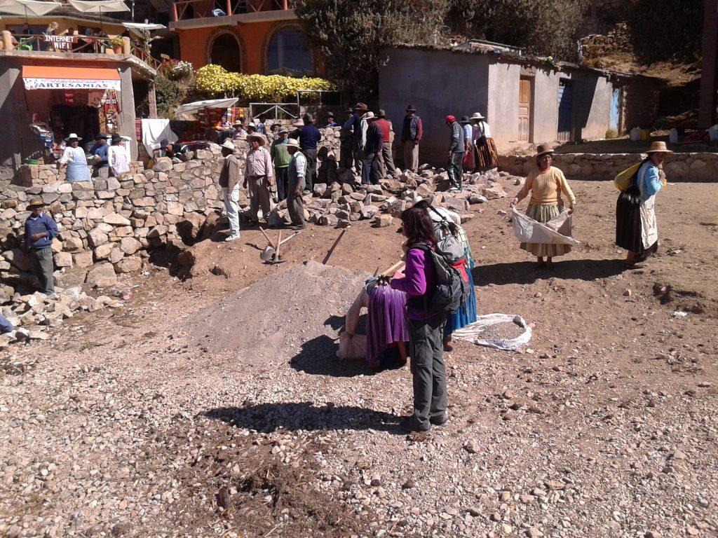 Llegada al Puerto de la Isla del Sol, Bolivia, 2014 | rominitaviajera.com