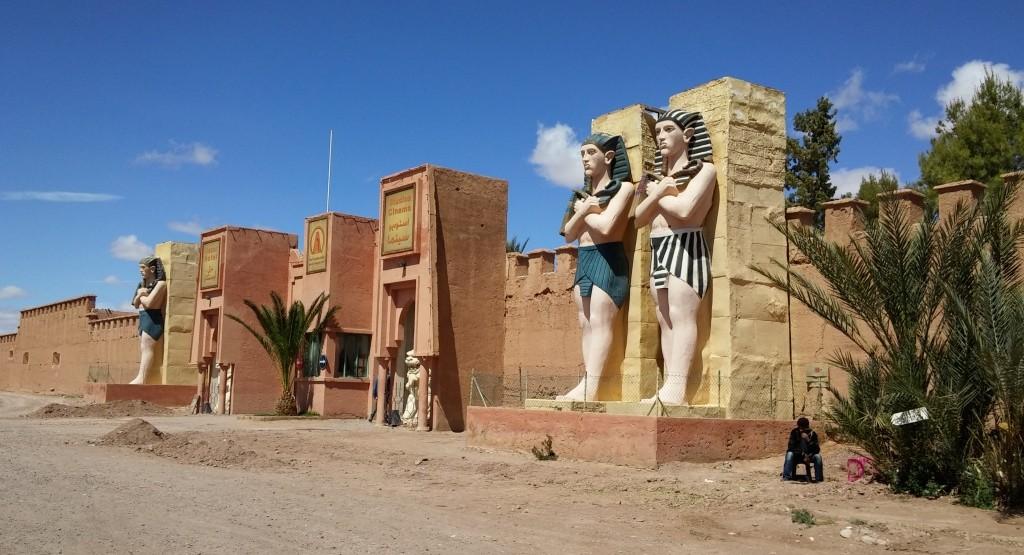 Atlas Estudios de cine | Marruecos