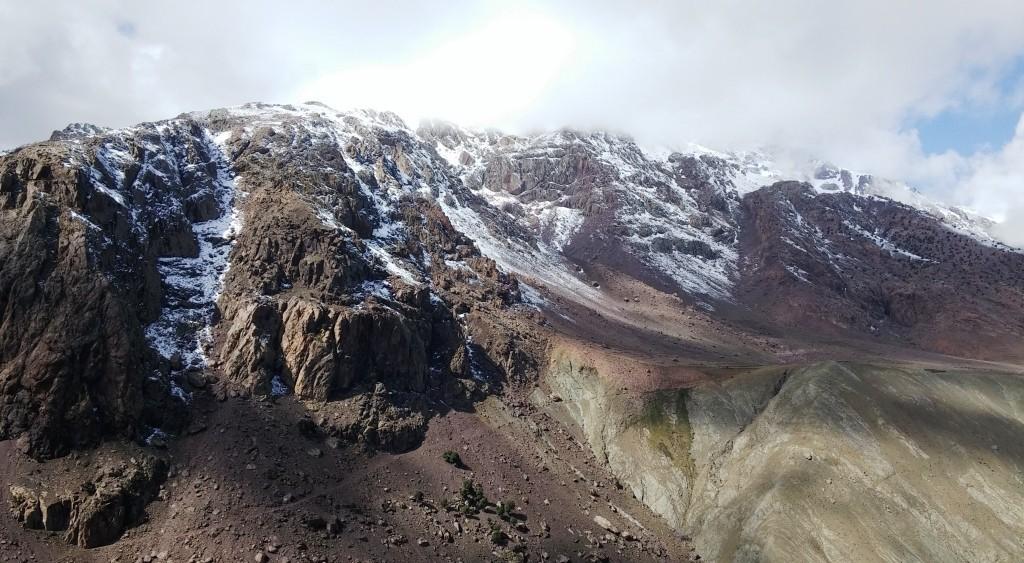 Montañas Alto Atlas