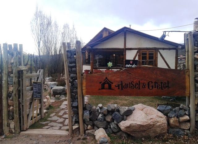 Cafetería Hansel & Gretel