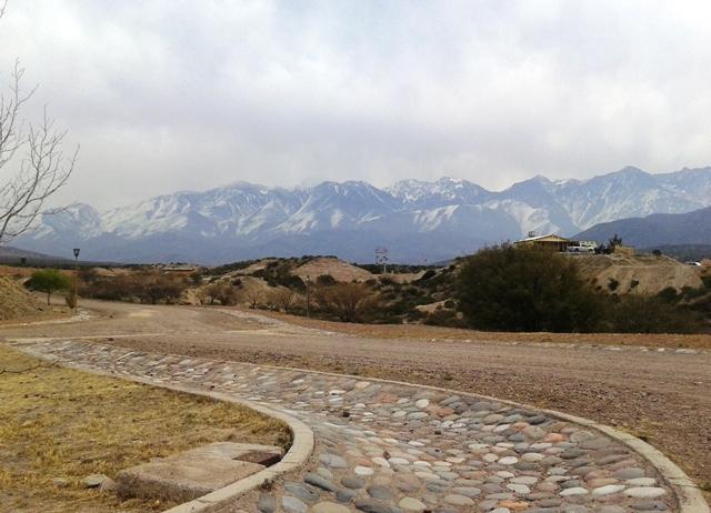 Potrerillos en Mendoza