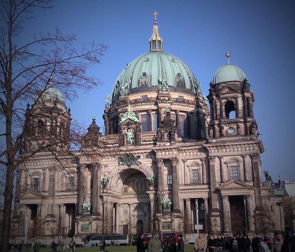Palacio Real de Berlín, Alemania, Noviembre 2011