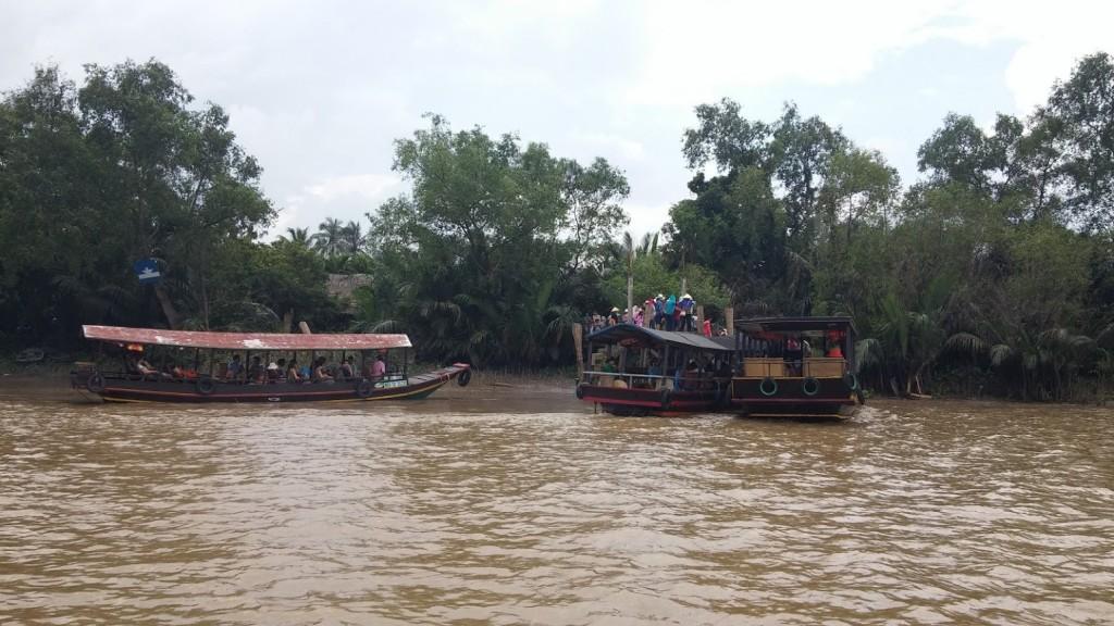 Coconut Island, Mekong Delta, Vietnam, viaje 2015