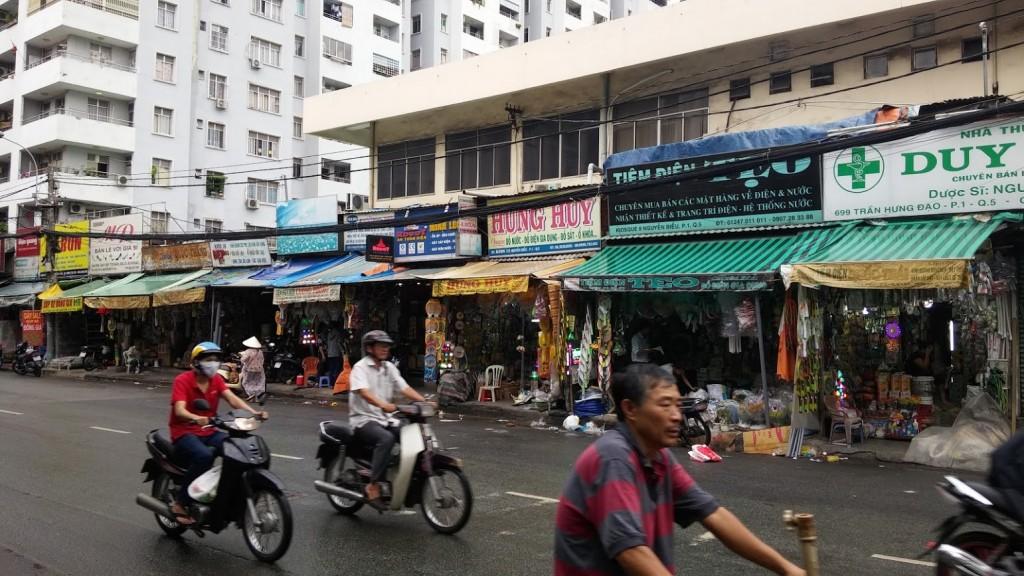 Distrito 5, Ho Chi Minh, Vietnam, viaje 2015