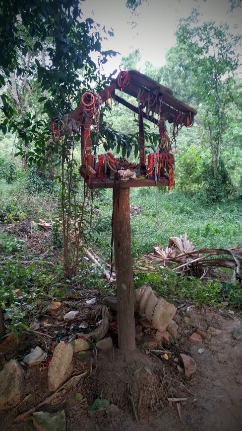 La casa de los espíritus, The Killing Fields, Choeung Ek, Phnom Penh, Camboya, Octubre 2015