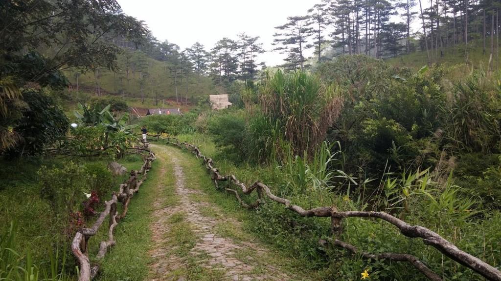 Poblado Cu Lan, Dalat, Vietnam, 2015