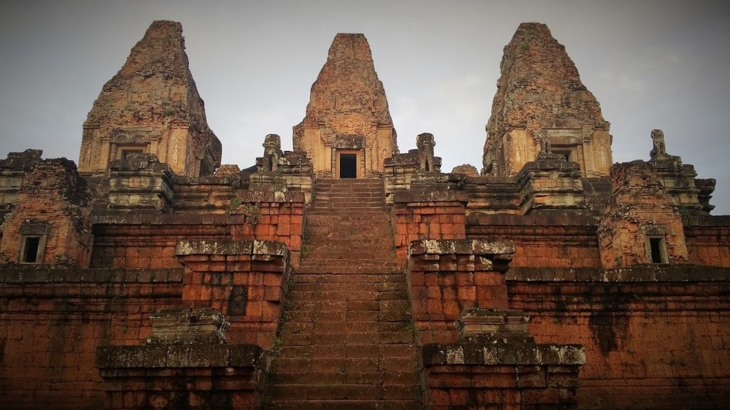 Templo Pre Rup, Camboya, Octubre 2015