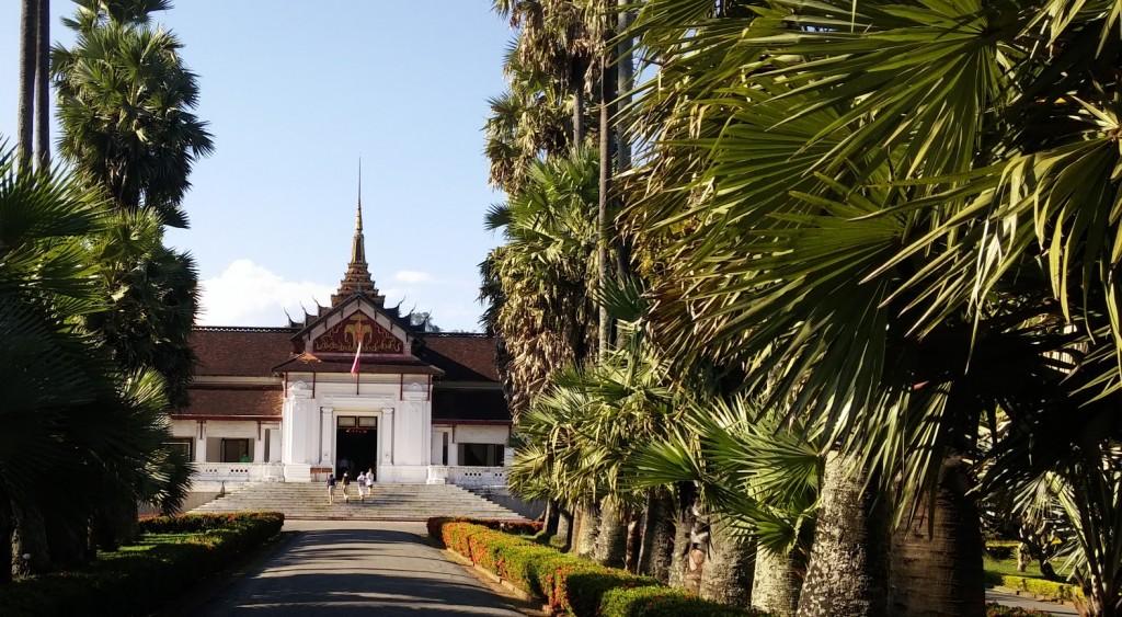Museo y Palacio Real de Luang Prabang, Luang Prabang, Laos, 2015