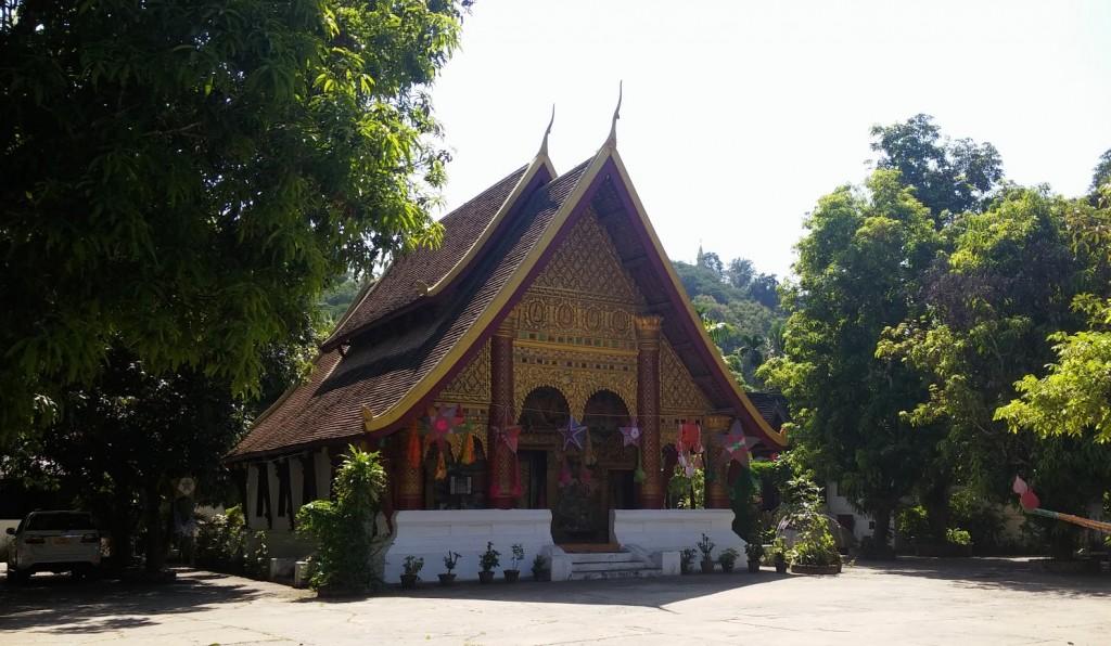 Templo Xieng Muan, Luang Prabang, Laos, 2015