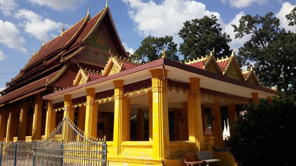 Wat Maxai, Vientiane, Laos, 2015