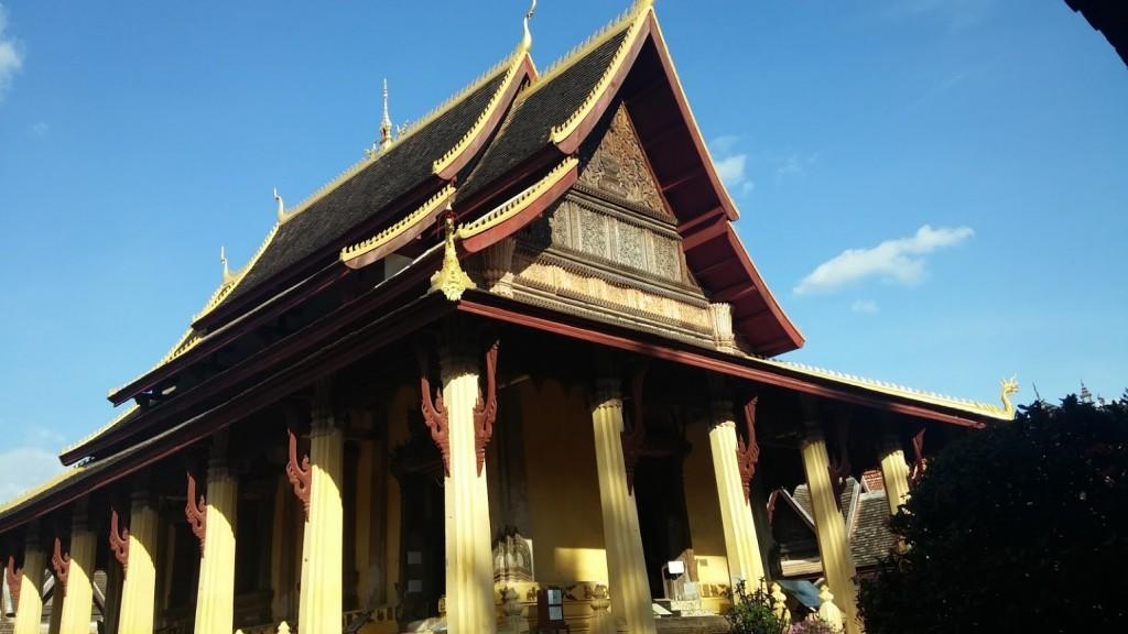 Wat Si Saket, Vientiane, Laos, 2015