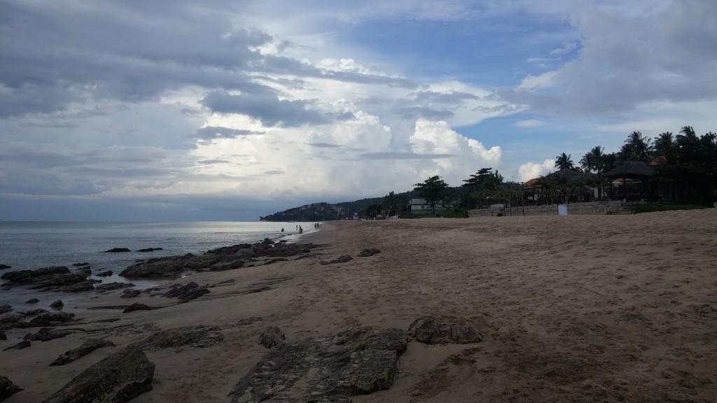 Playa Klon Nin Beach, Ko Lanta, Tailandia, 2015