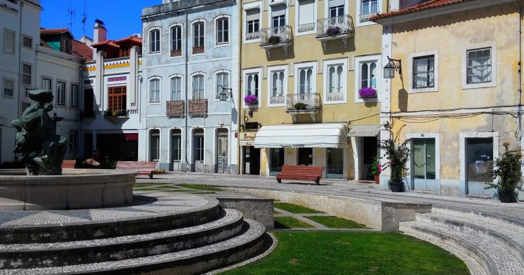 Centro de Alcobaça, Portugal, 2015