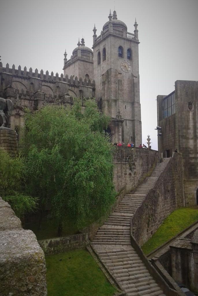 Iglesia San Francisco, Oporto, Portugal, 2014