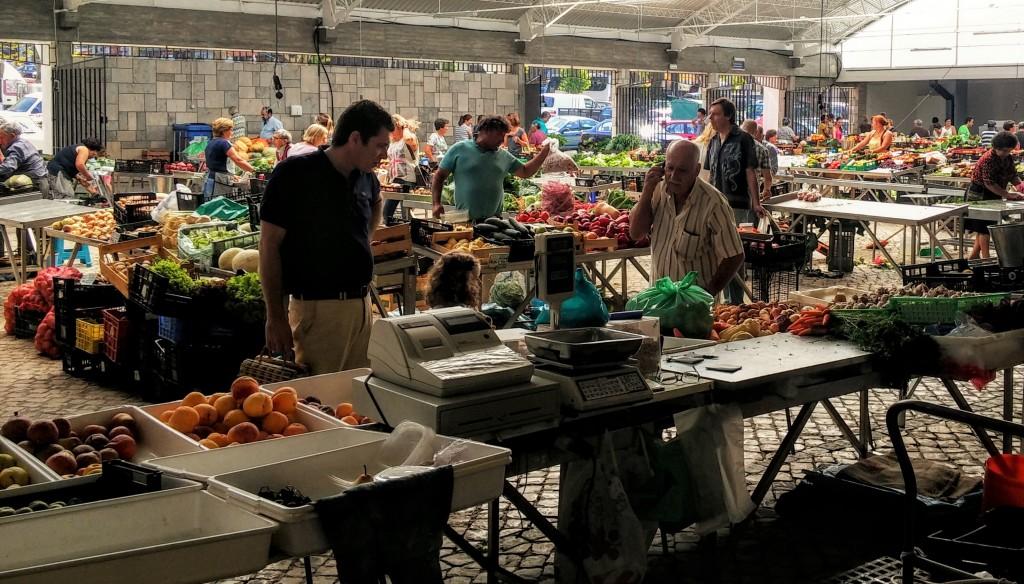 Mercado de Alcobaça, Portugal, 2015