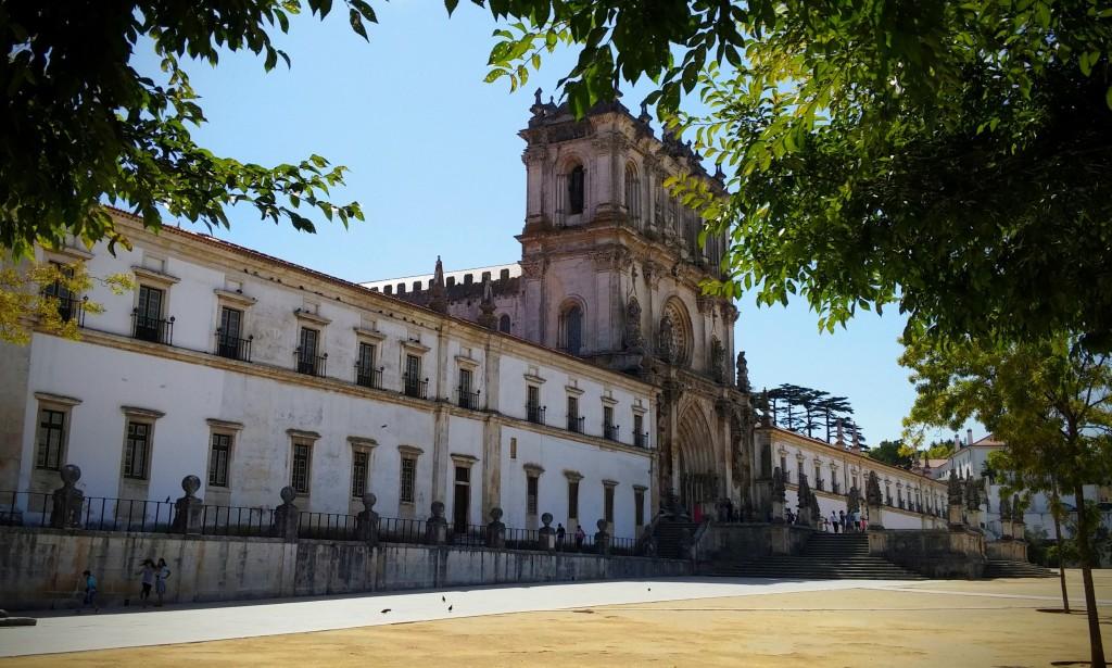 Monasterio Cistercense, Alcobaça, Portugal, 2015