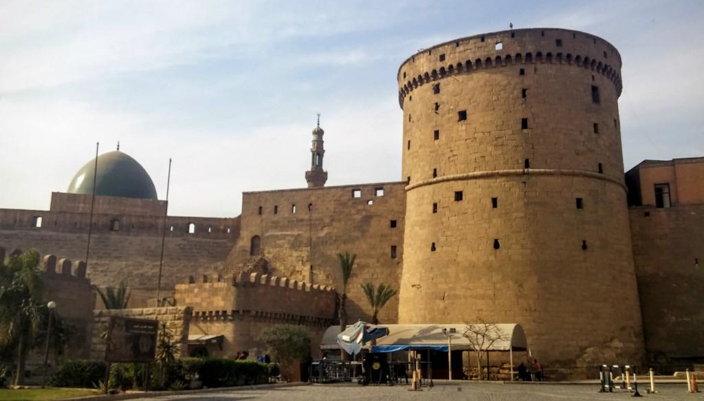 Ciudadela de Salah el Din, El Cairo, Egipto, marzo 2016