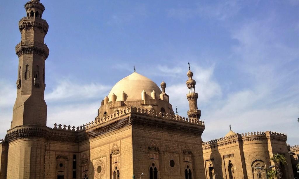 Mezquita Madrassa del Sultán Hassan, El Cairo, Egipto, marzo 2016