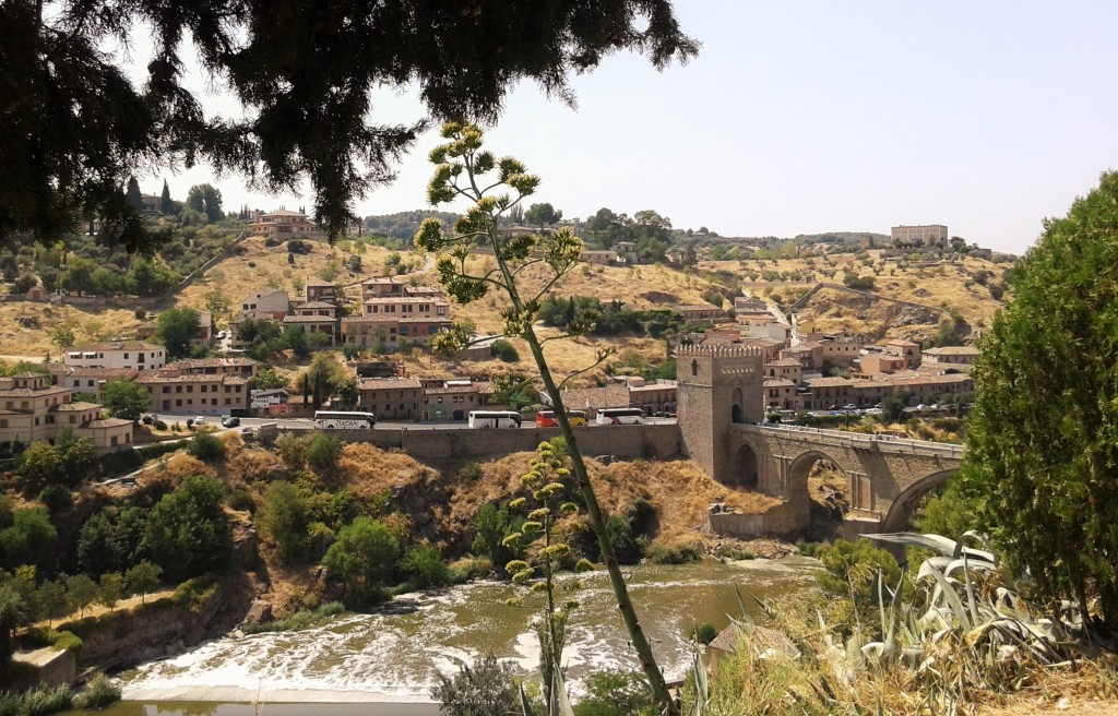 Vistas de Toledo, España, 2013