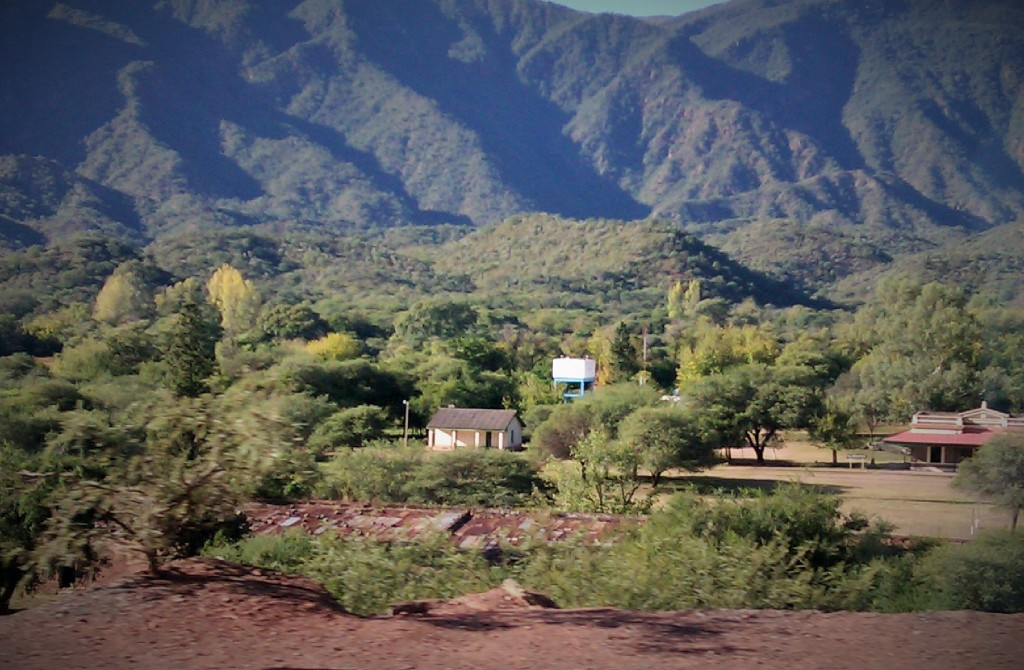 Paisajes de Salta, Argentina, abril 2013 | viajarcaminando,org
