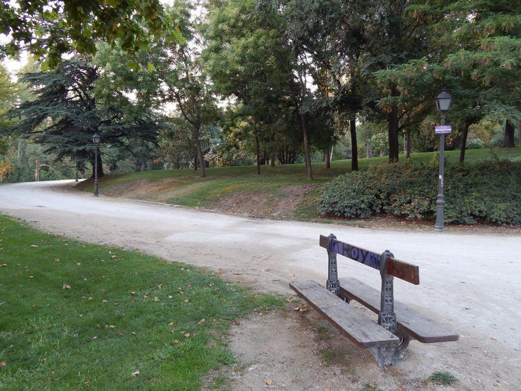 Parque del Oeste, Madrid, España, 2013 | viajarcaminando.org