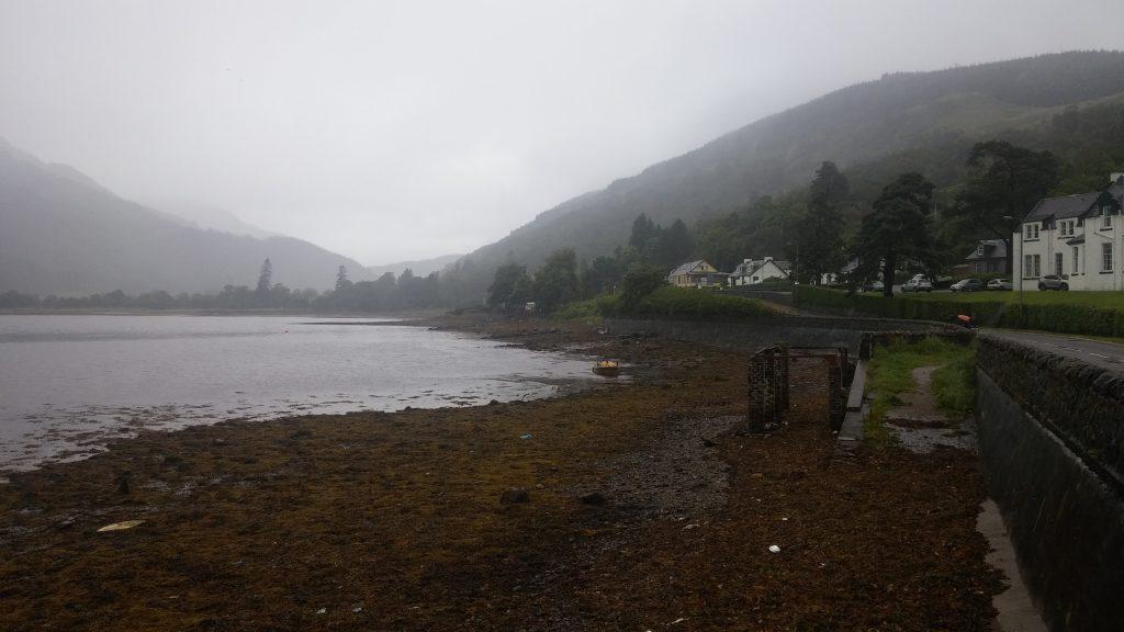 Arrachar, Escocia, agosto 2016 | viajarcaminando.org