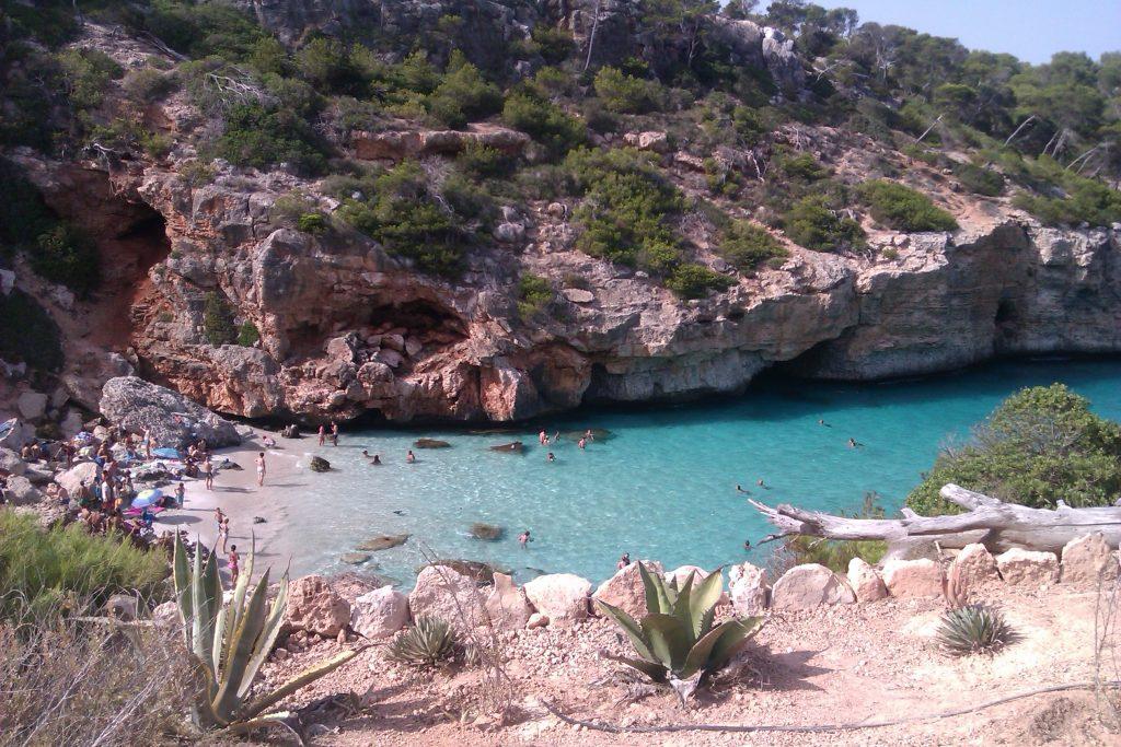 Caló des Moro, Mallorca, 2013 | rominitaviajera.com