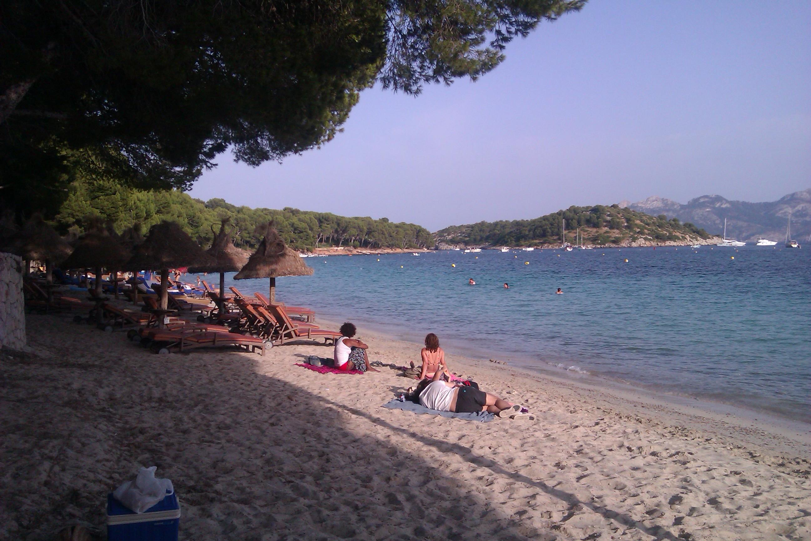 Cala Formentor, Mallorca, 2012 | rominitaviajera.com