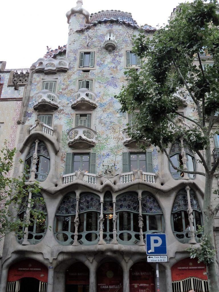 Casa Batló, Barcelona, 2013 | viajarcaminando.org
