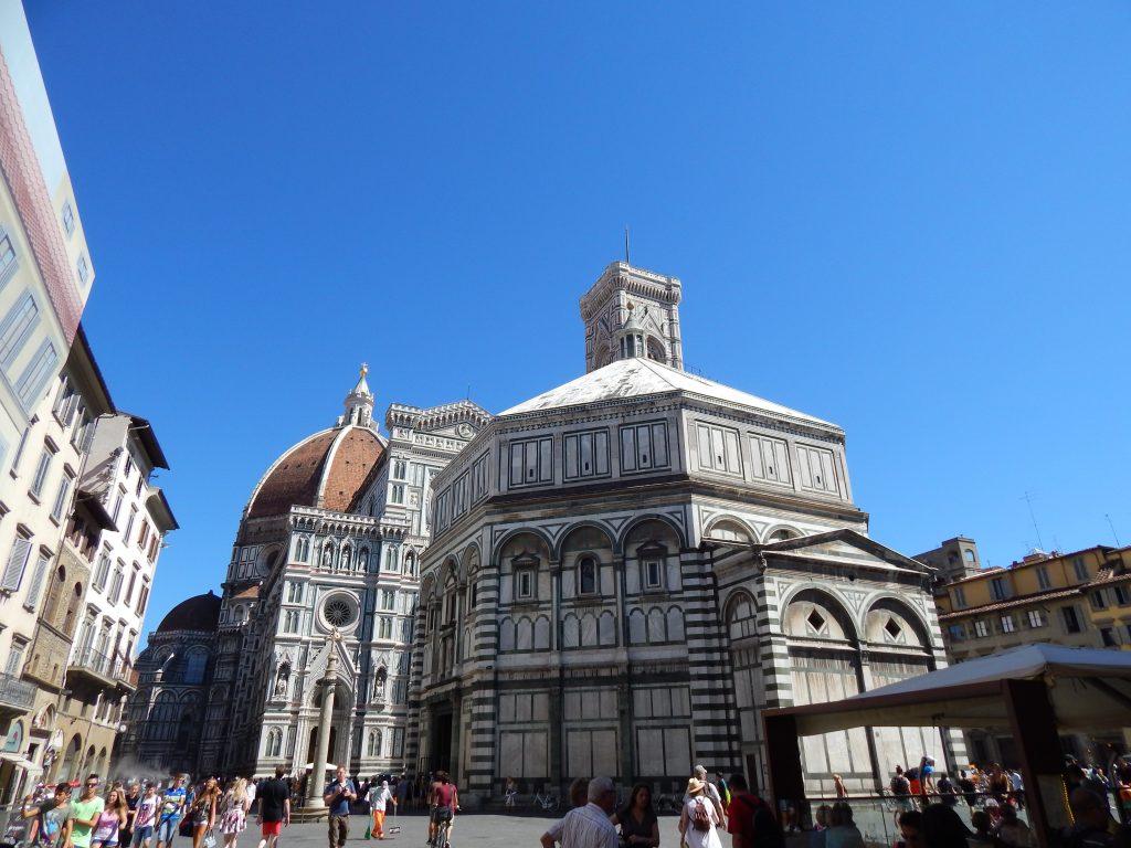 El Batistelo, Plaza del Duomo, Florencia, Italia, 2013 | rominitaviajera.com
