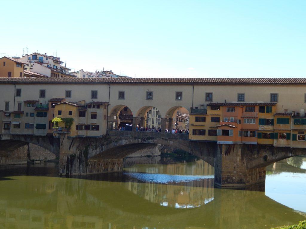 Ponte Vecchio, Florencia, Italia, 2013 | rominitaviajera.com