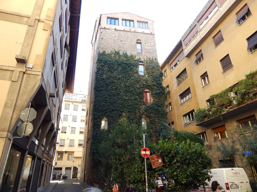 Torre dei Belfredelli, Florencia, Italia, 2013 | rominitaviajera.com