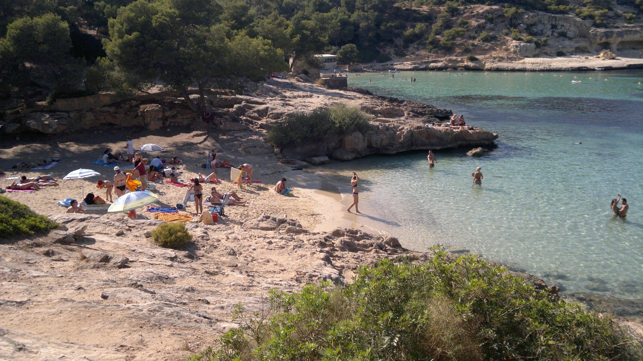 Sa Caleta de Portal Vells, Mallorca, 2012 | rominitaviajera.com