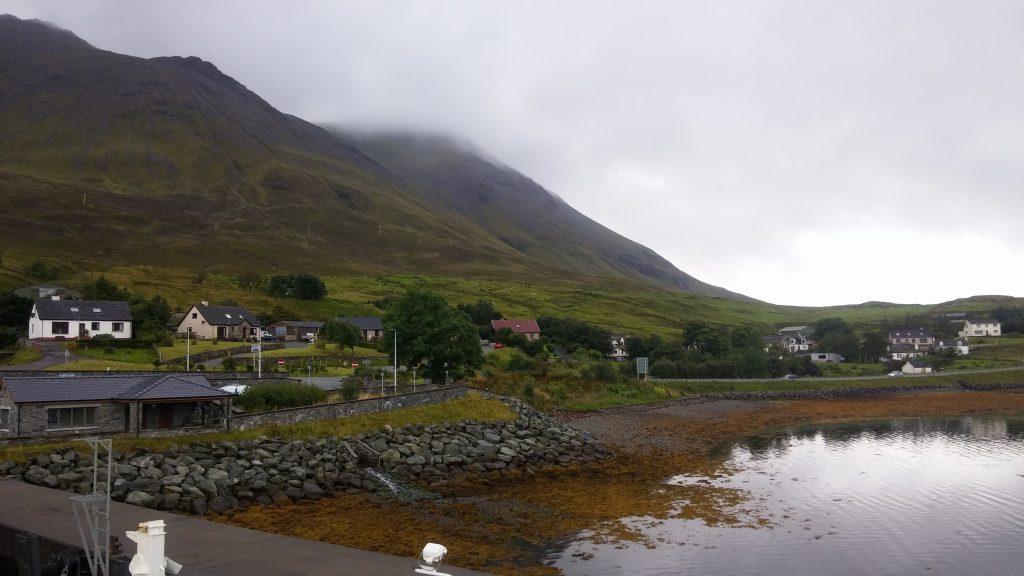 Sconser ferry, isla Skye, Escocia, agosto 2016 | viajarcaminando.org