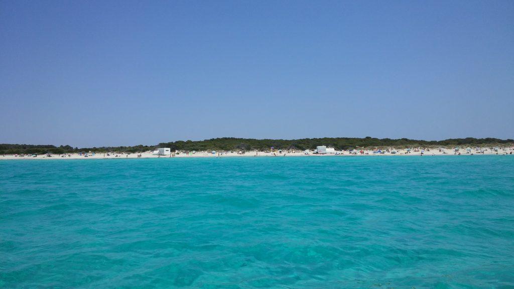 Playa de Es Trenc, Mallorca, 2015 | rominitaviajera.com