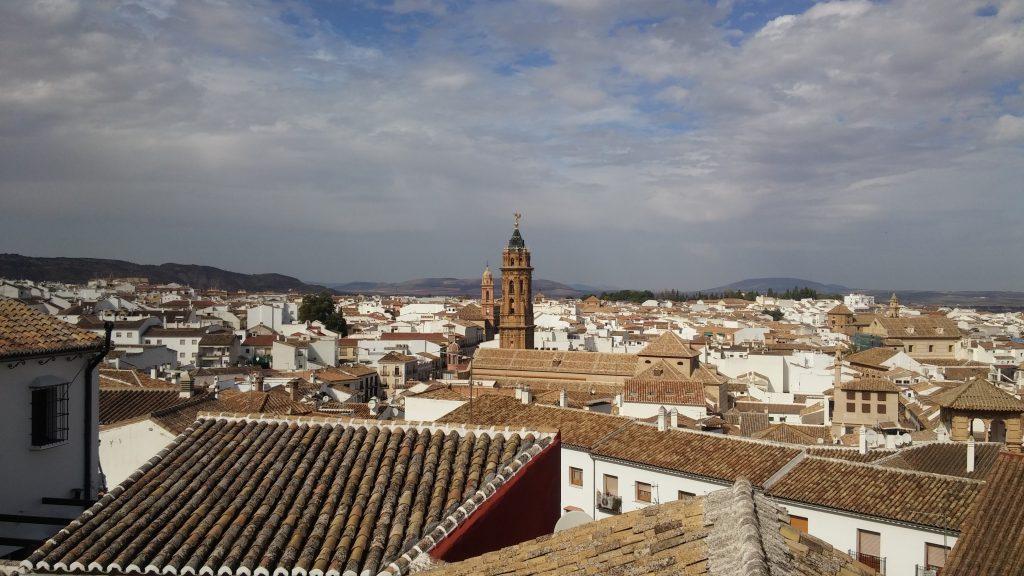 Vistas de Antequera, Málaga, España, 2016 | rominitaviajera.com