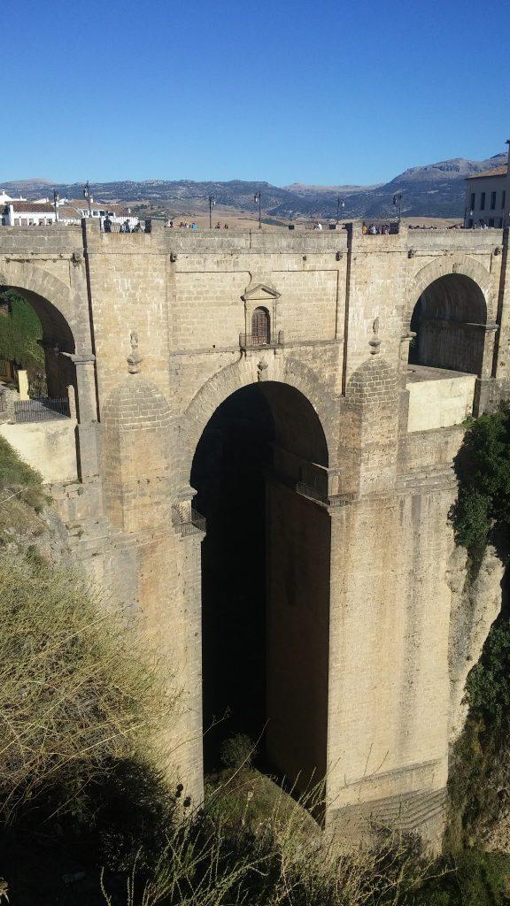 Balcón de Ronda, una de las paradas por visitar Málaga y sus alrededores en 4 días