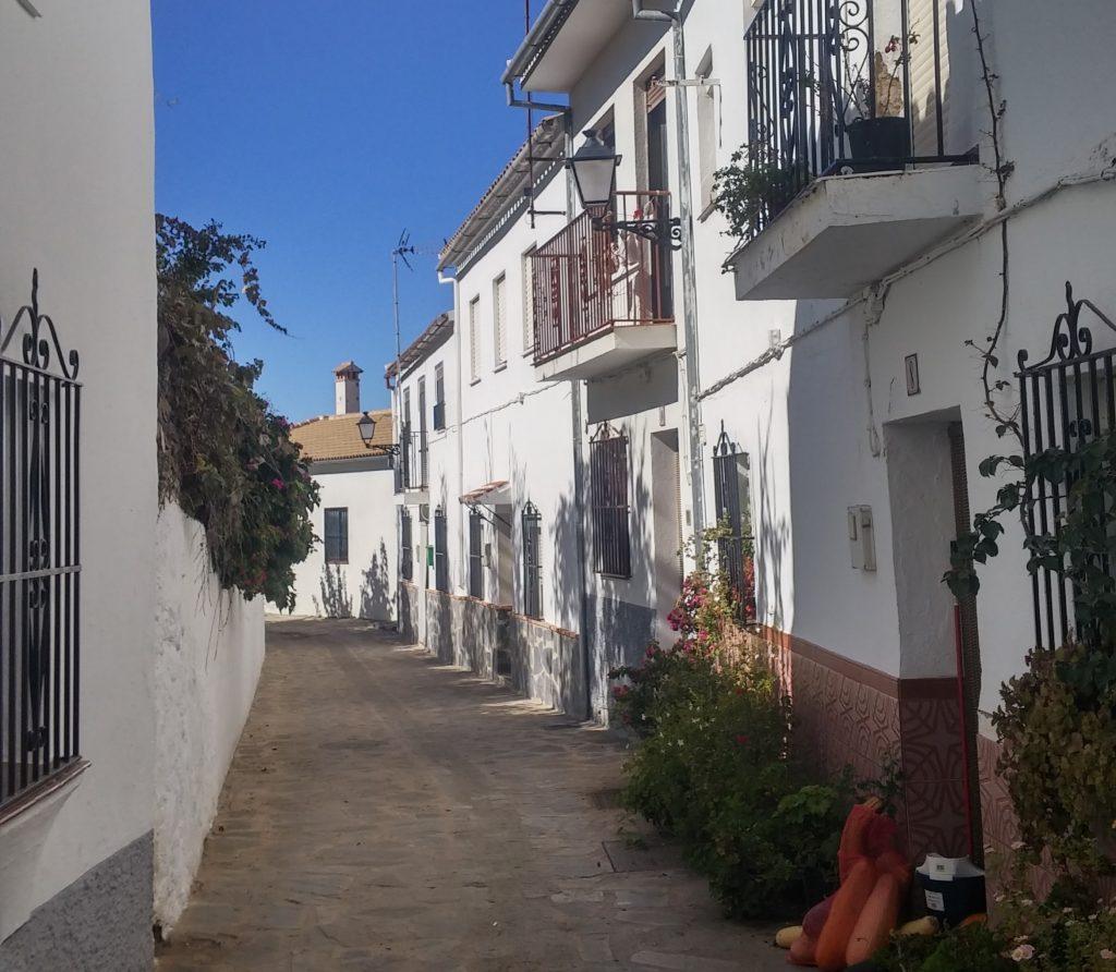 Casitas blancas, Pujerra, Málaga, España, 2016 | rominitaviajera.com