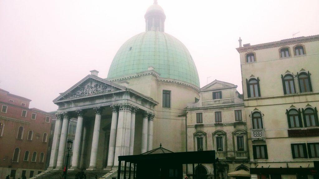 Basílica San Simeone Piccolo, Venecia, Italia, 2016 | rominitaviajera.com