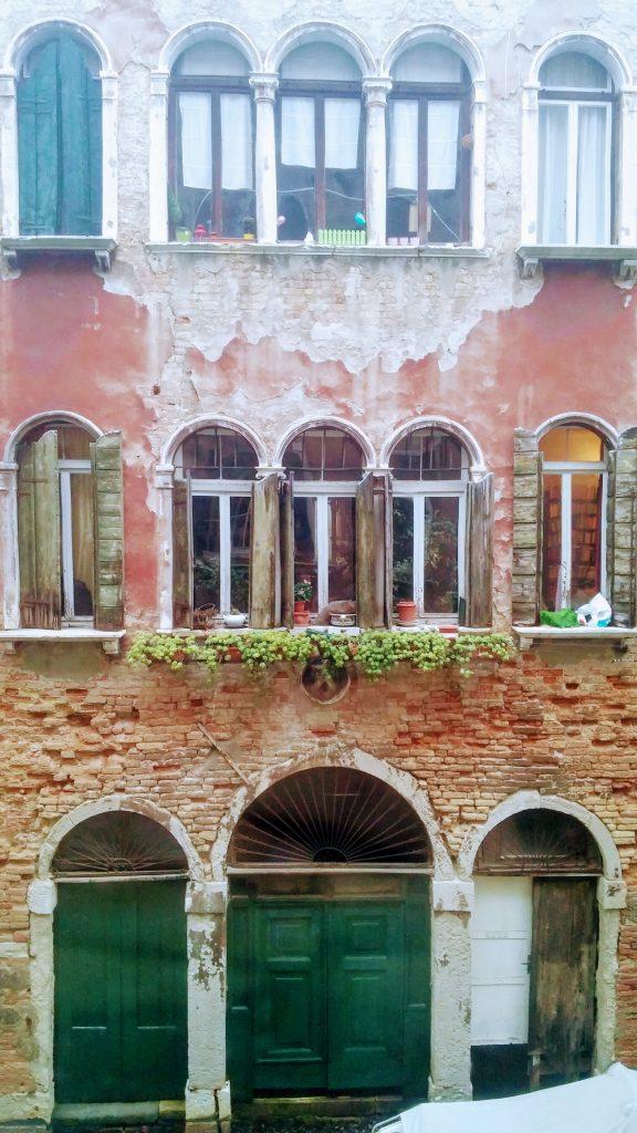 Vistas desde nuestro Hotel Palazzo Rosa, Venecia, Italia, 2016 | rominitaviajera.com