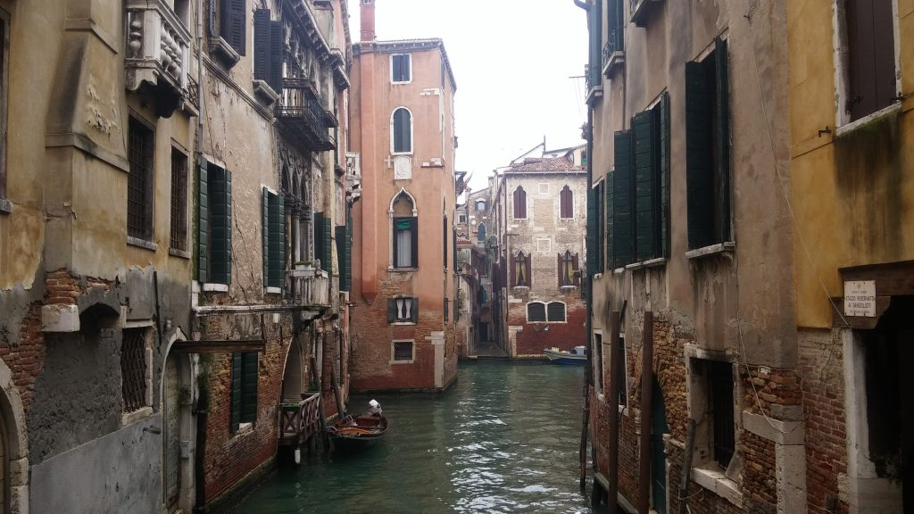 Canales de Venecia, Italia, 2016 | rominitaviajera.com
