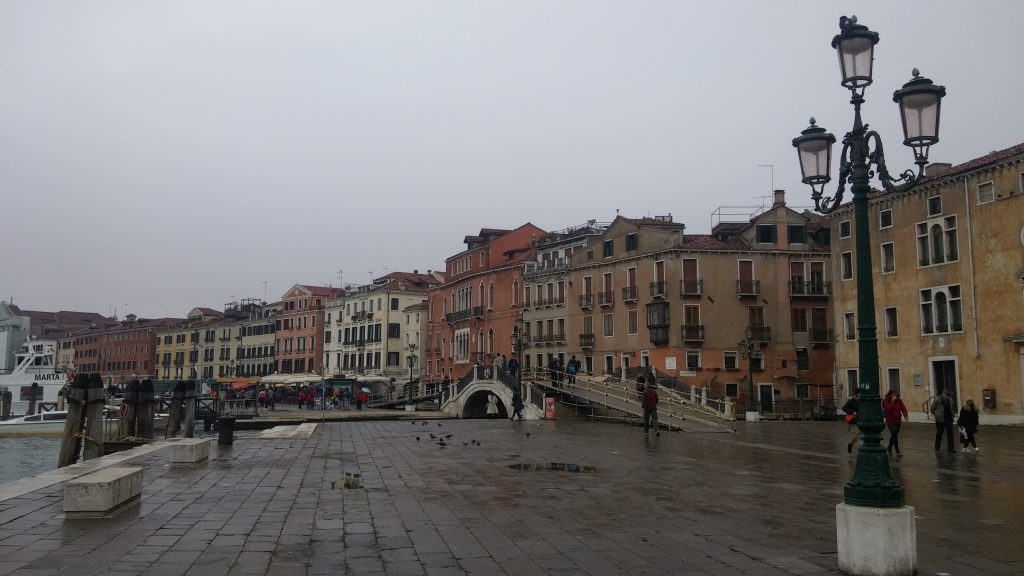 Paseo junto al Gran Canal, Venecia, Italia, 2016 | rominitaviajera.com